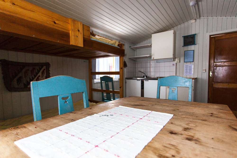 Gemütliche 2-4-Bett-Hütten – Nikkaluokta Sarri AB